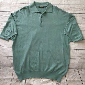 Tom James Knit Polo